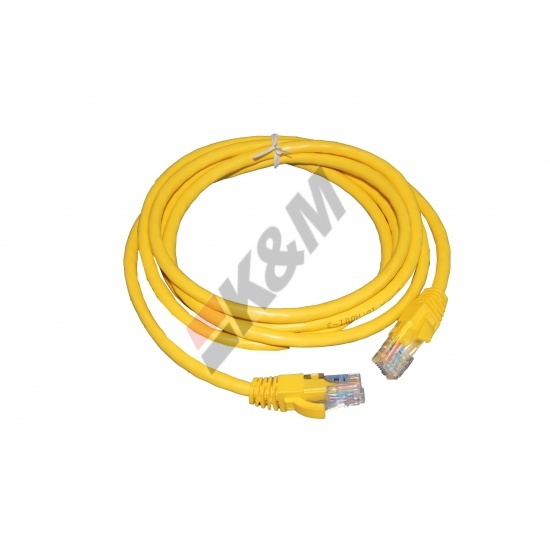 UTP PATCH KABEL – CAT.6 1M